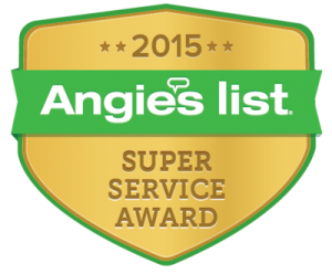 2015 Super Service Award Winner!